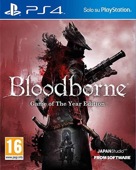 57 opinioni per Bloodborne- Game of the Year Edition-