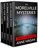 The Morelville Mysteries: Books 5-8 Collection (The Morelville Series Collection Book 2)