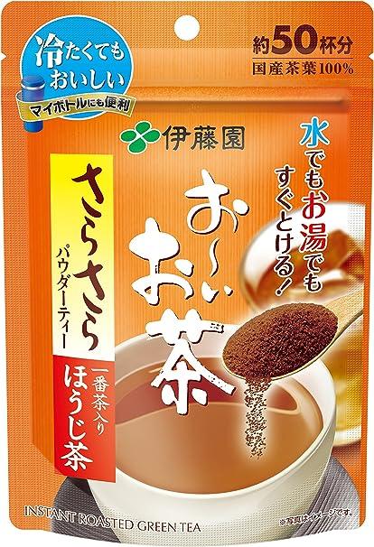 伊藤園おーいお茶さらさらほうじ茶40g(チャック付き袋タイプ)