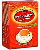 Wagh Bakri Premium Leaf Tea Carton Pack, 500g