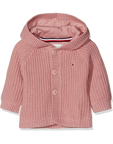 e53dac4784b2a Tommy Hilfiger Textured Hooded Cardigan Sweat-Shirt À Capuche Mixte bébé