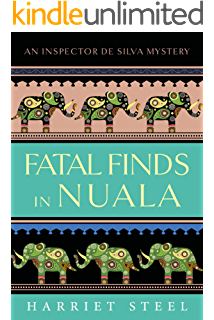 Fatal Finds in Nuala (The Inspector de Silva Mysteries Book 4)