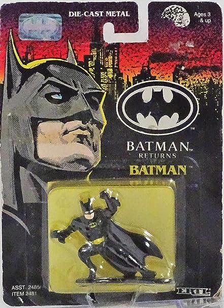 Batman Returns Die-cast Metal Batman (Action Pose)