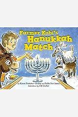 Farmer Kobi's Hanukkah Match Hardcover