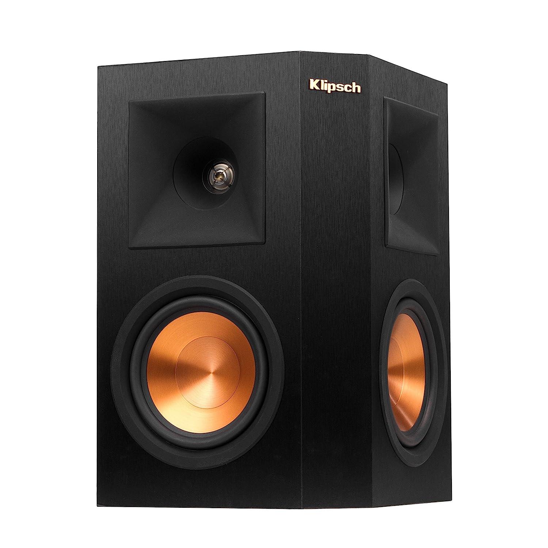 Amazon com klipsch rp 250s surround speaker each home audio theater
