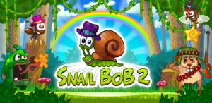 Snail Bob 2 by Hunter Hamster Studio