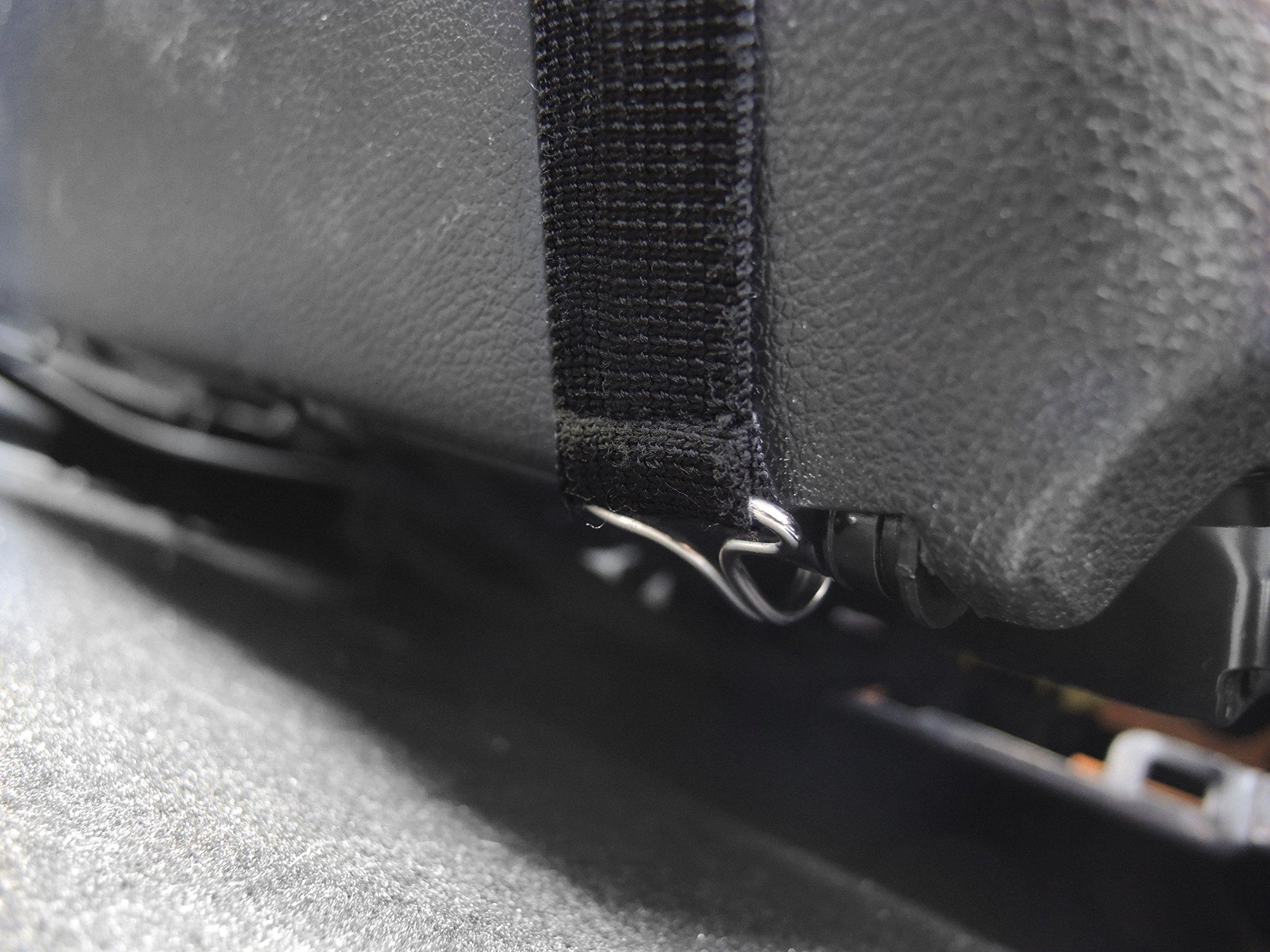 Copri-sedile auto riscaldato universali | kit riscaldamento sedili anteriori | calore rapido a 2 livelli | caldo costante e veloce |MY SEAT HEATER TO GO | scalda sedile per autovettura camper camion