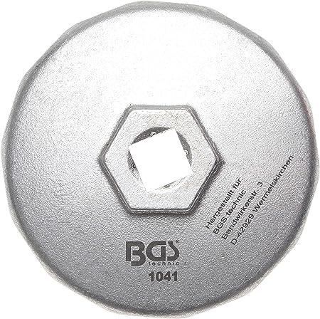 BGS 1007Clé à filtres cloches14 pansØ 84 mmpour Mercedes-Benz