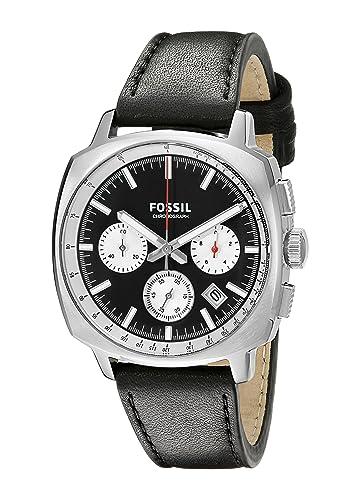 Fósil de hombre ch2984 Haywood analógico de cuarzo negro reloj: Fossil: Amazon.es: Relojes