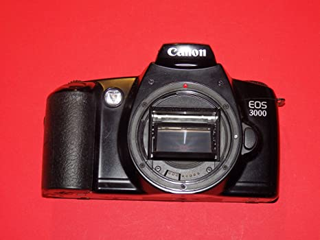 Fotos Canon Eos 3000 – Negro – Fino coleccionistas pieza Top Caja ...