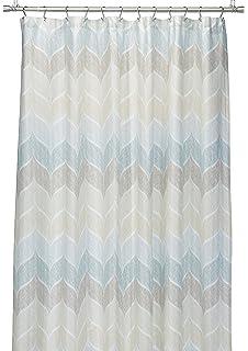 Caro Homes Charlotte Buxton Blue Shower Curtain