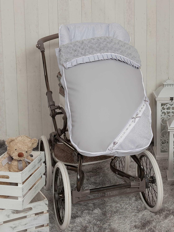 Babyline Bombón - Saco para silla de paseo, color beige: Amazon.es ...