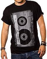 Makaya Men's Hip Hop T-Shirt Dj Mix Tape