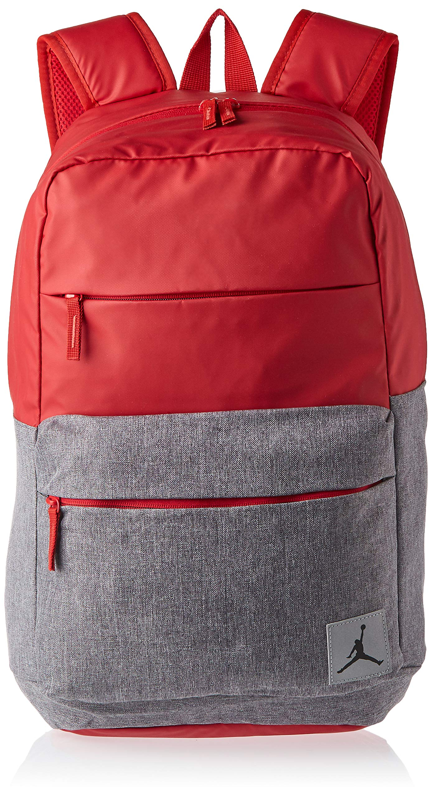 Nike Jordan Pivot Colorblocked Classic School Backpack (Gym Red) by JUMPMAN