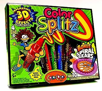 Image result for color splitz