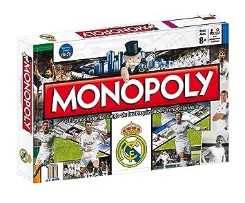 Monopoly Real Madrid 3ª Edicion  Amazon.es  Juguetes y juegos 958a2208831e9