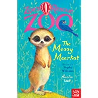 Zoe's Rescue Zoo: The Messy Meerkat: 26