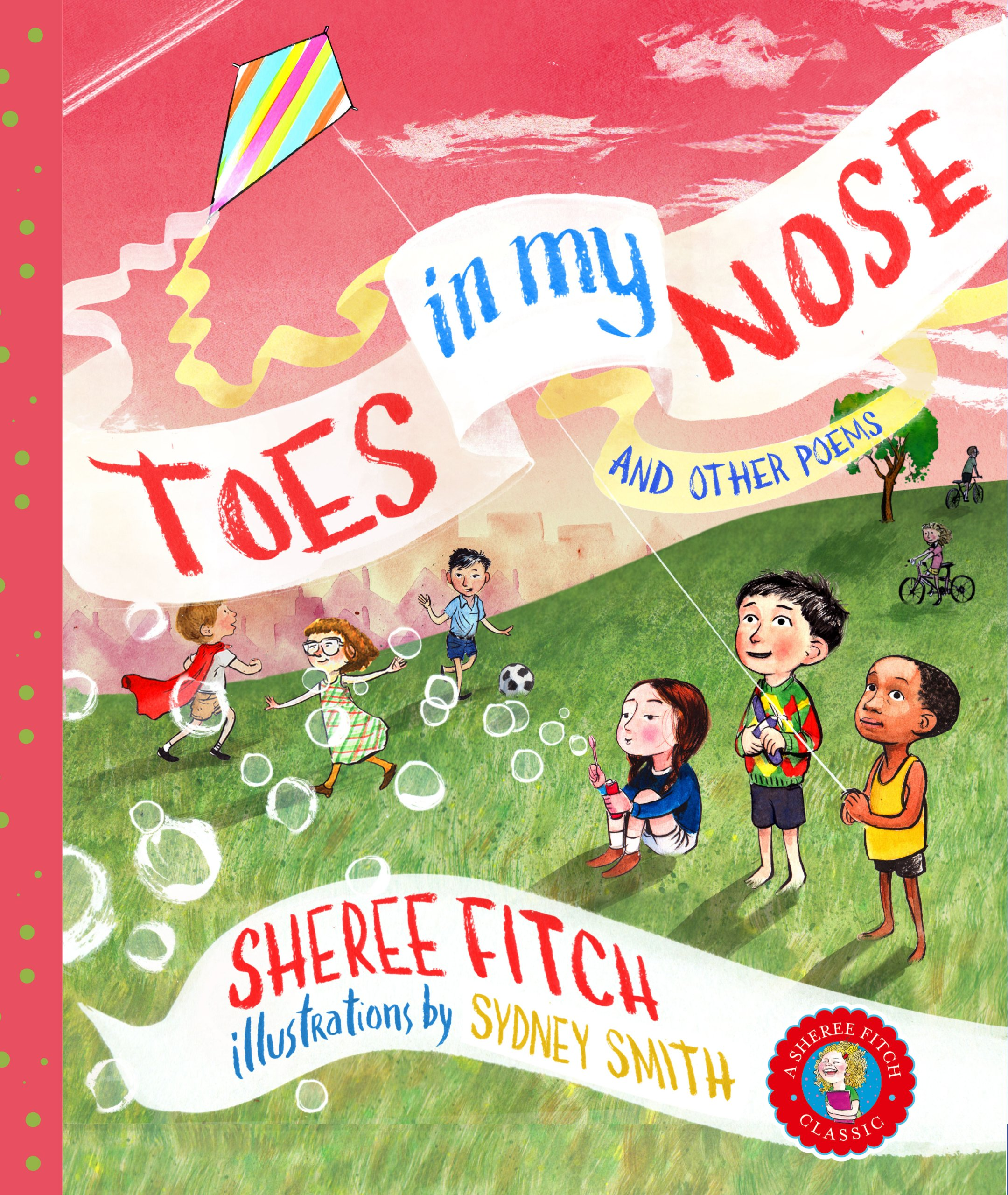 Read Online Toes in My Nose: And Other Poems PDF