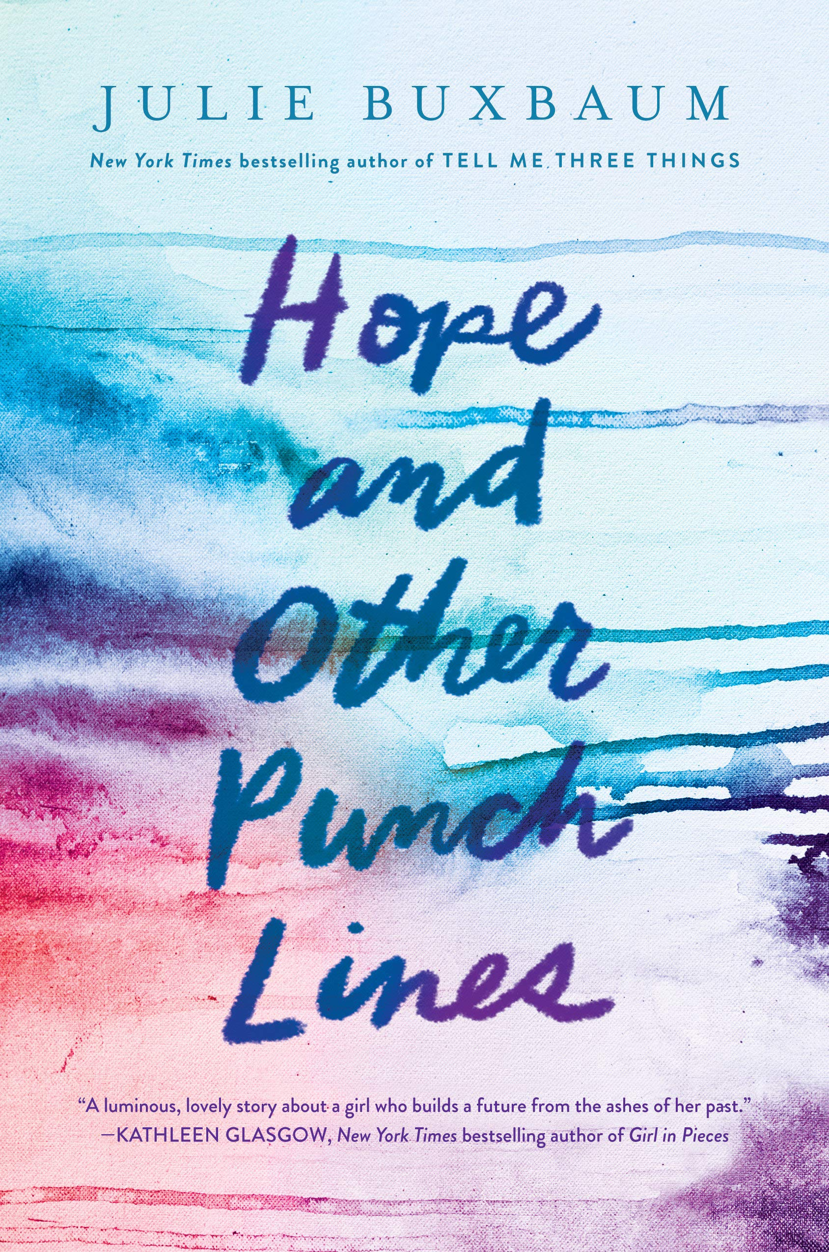 Image result for hope and other punchlines