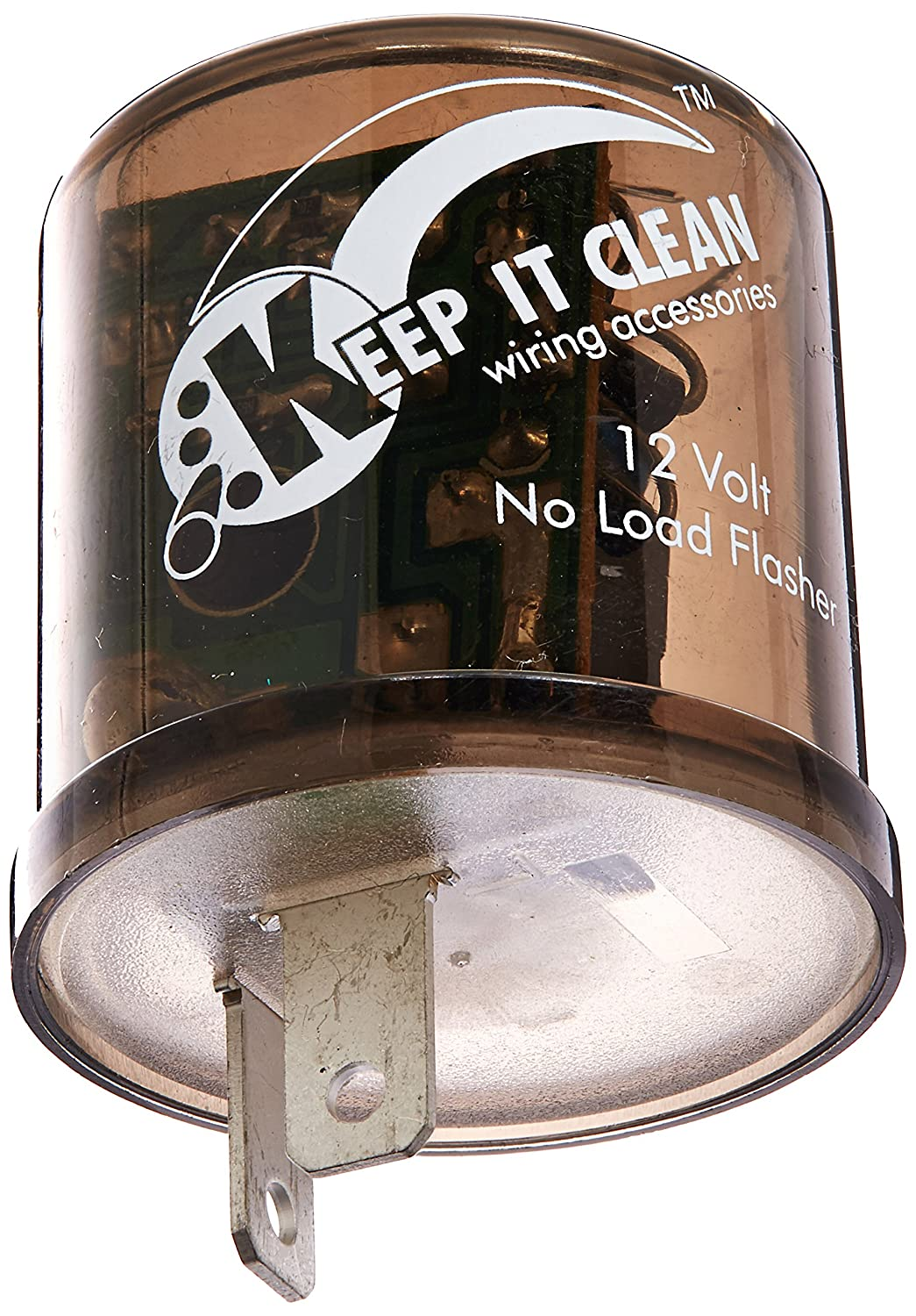 Keep It Clean 10853 Flasher No Load Fixed Flasher