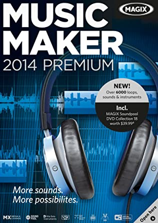 magix music maker 2013 premium free download full version crack