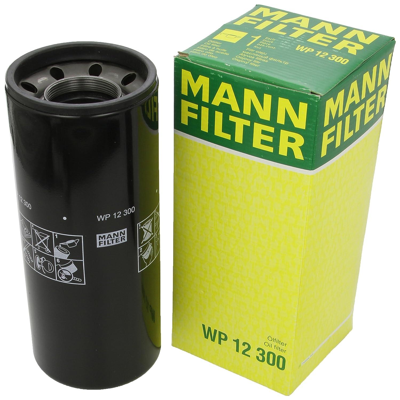 Ölfilter Filter MANN-FILTER WP 12 300