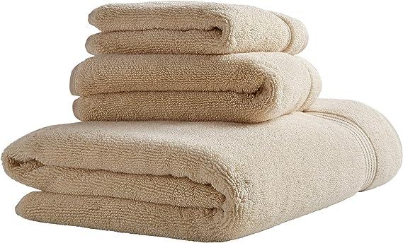 Stone & Beam Classic Egyptian Cotton Bathroom Towel Set