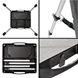 Visual Apex Portable Projector Table Stand with
