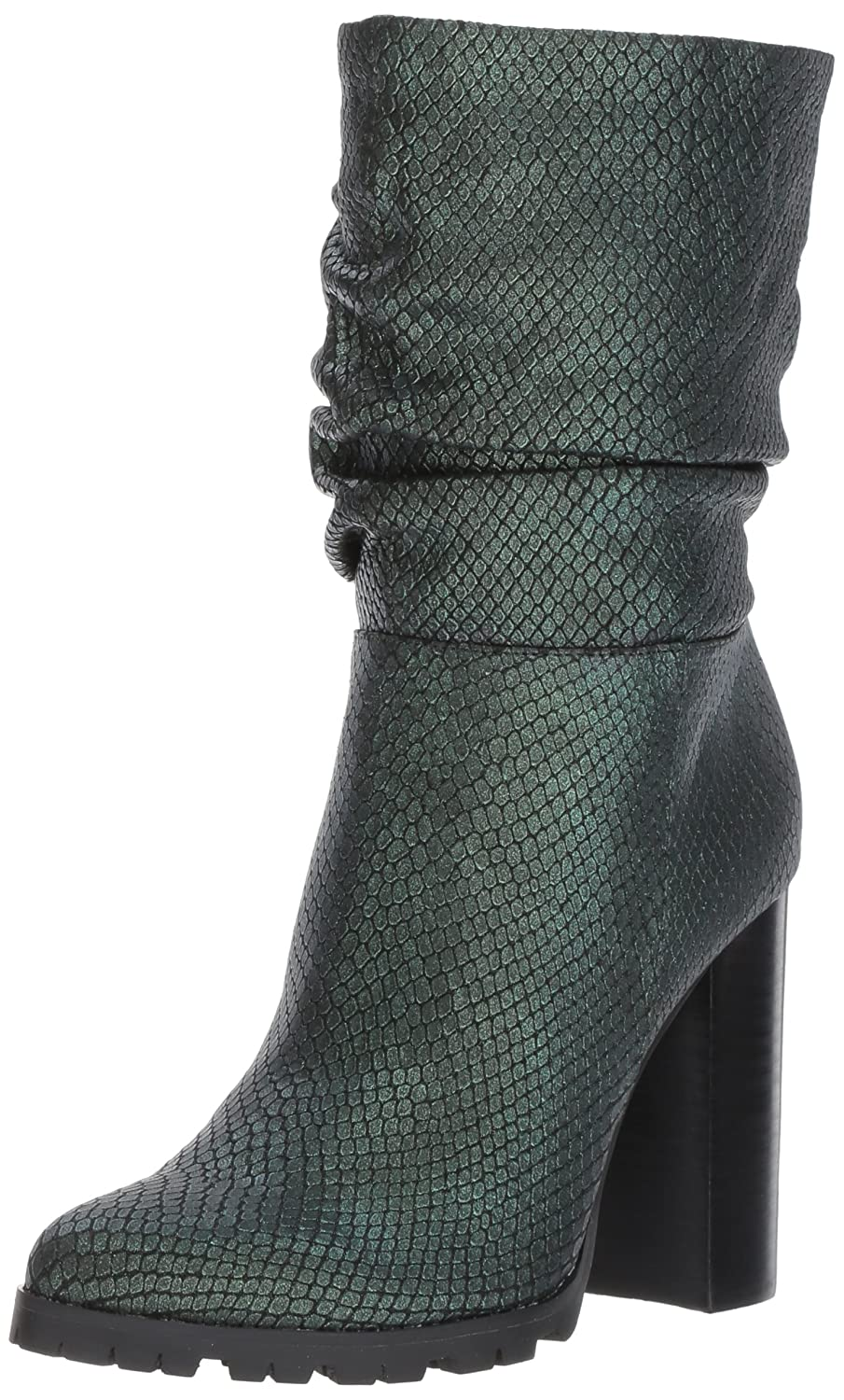 Katy Perry Women's The Raina Ankle Boot B06XDHYPXF 6 B(M) US Forest Green