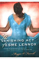The Vanishing Act of Esme Lennox Kindle Edition