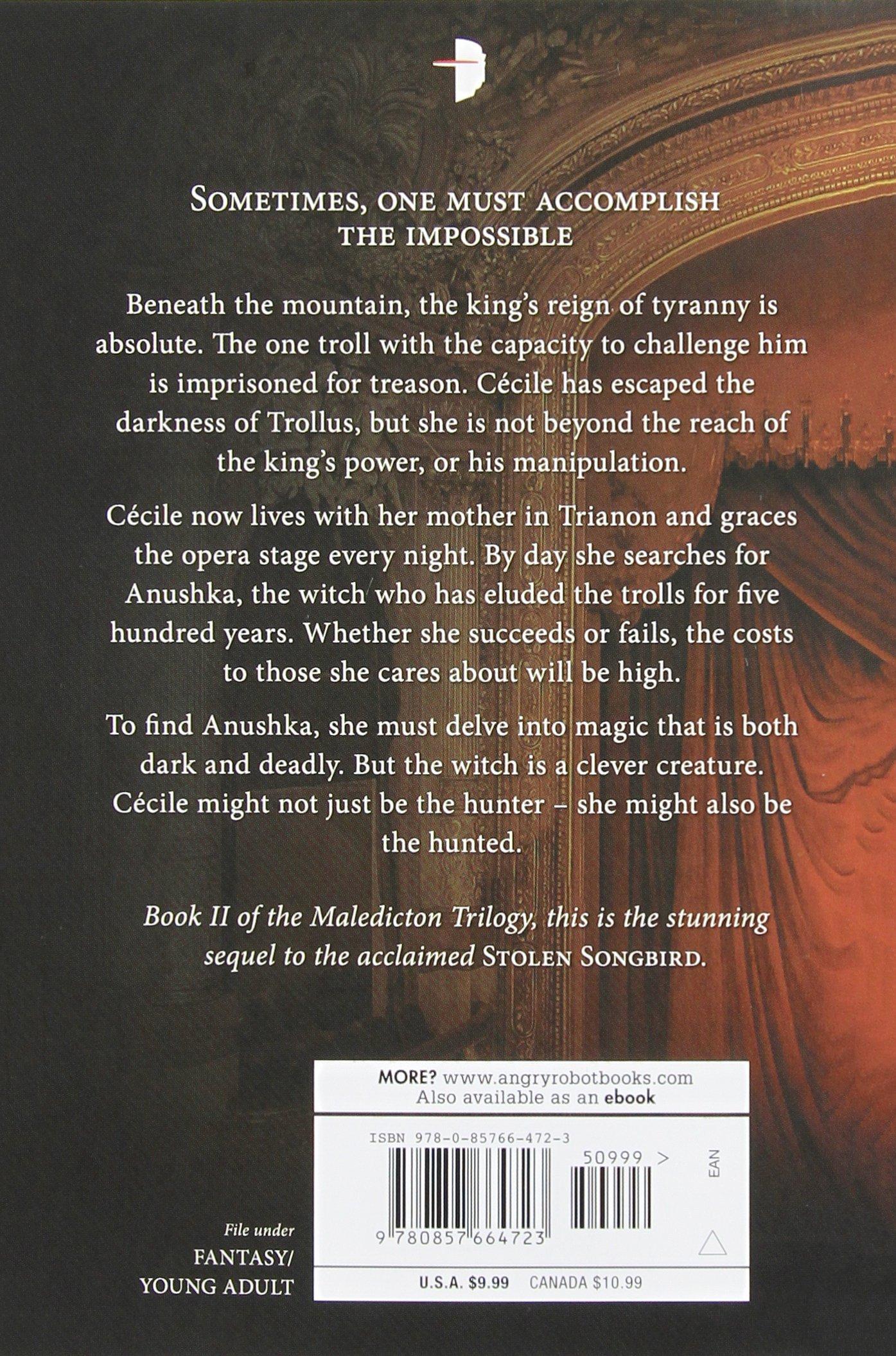 Amazon: Hidden Huntress: Malediction Trilogy Book Two (9780857664723):  Danielle L Jensen: Books
