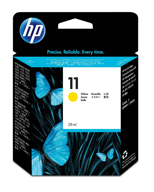 HP 11 Magenta Original Ink Cartridge C4837A