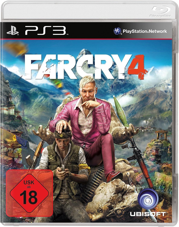 Far Cry 4 - Standard Edition [Playstation 3] [Importación Alemana]: Amazon.es: Videojuegos
