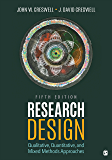 Research Design: Qualitative, Quantitative, and Mixed Methods Approaches (NULL)