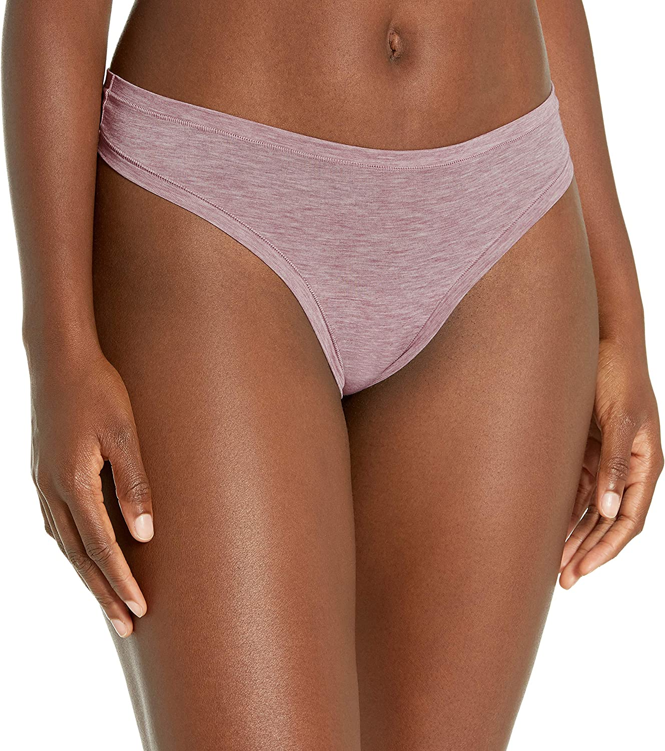 Essentials Breathable Light-Weight Thong Panty Femme