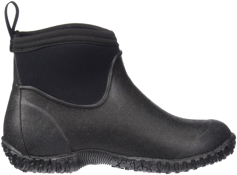 Muck Boot Women's Muckster 2 Ankle Snow Boot B01A7RR49A 8 B(M) US|Black