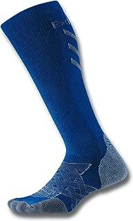 product image for Thorlos Experia Experia Energy Thin Padded Compression Low Cut Socks Sockshosiery, Royal Blue, Medium