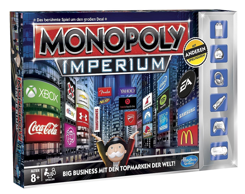 Hasbro Monopoly Imperium amazon