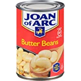 Joan of Arc Butter Beans, 15.5 Ounce (Pack of 12)