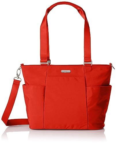 d72cce69cdd2 Baggallini Medium Avenue Tote, Adobe: Amazon.in: Shoes & Handbags