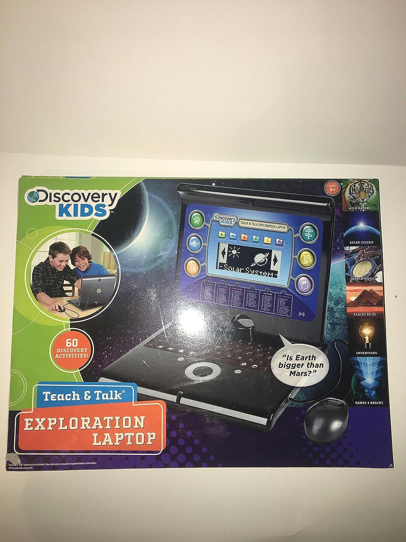 Discovery Kids Teach & Talk Exploration Laptop Grau Farbe by Geschäft Needs by Geschäft Needs