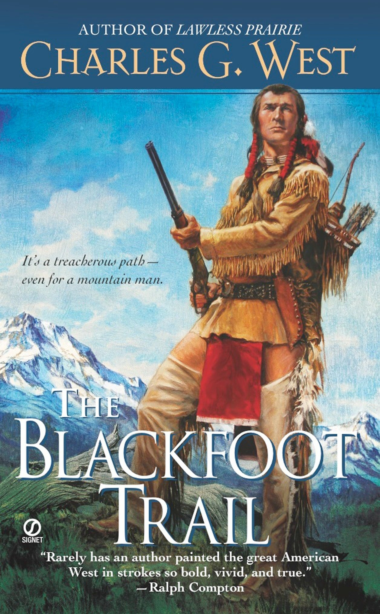 The Blackfoot Trail pdf epub