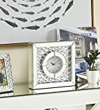 Decor Central Crystal Square Table