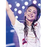 namie amuro Final Tour 2018 ~Finally~ (東京ドーム最終公演+25周年沖縄ライブ+5月東京ドーム公演)(DVD5枚組)(初回生産限定盤)をアマゾンで購入