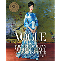 Vogue and the Metropolitan Museum of Art Costume Institute: Updated Edition book cover