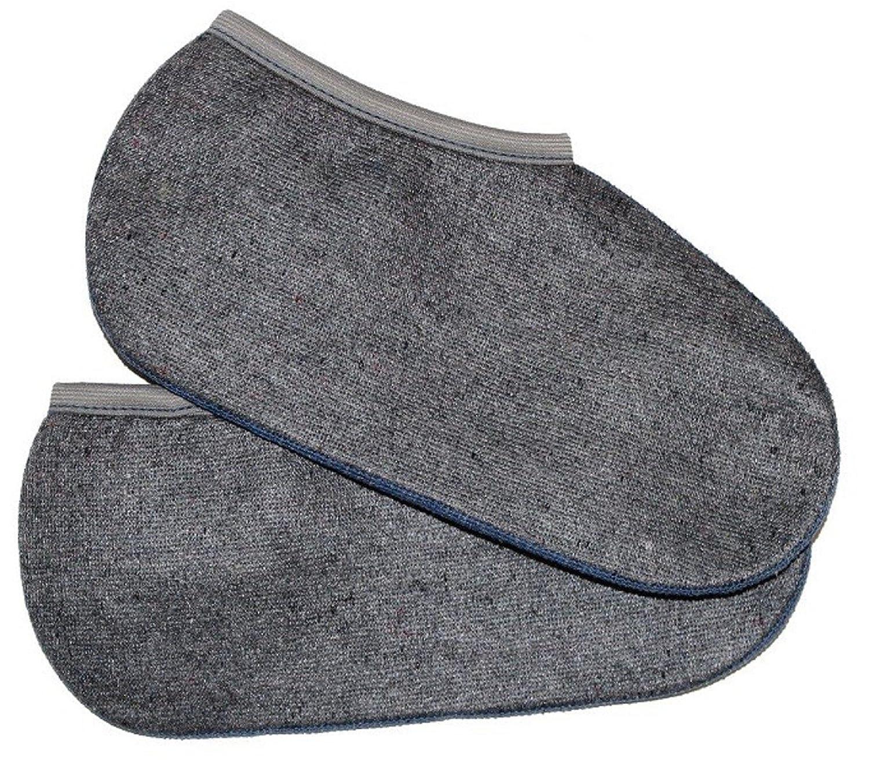 Tobeni 2 Par de Botas Calcetines de Cabello llamados para los Ninos las Mujer y los Hombre