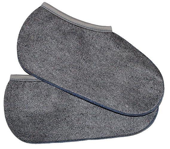 Tobeni 2 Par de Botas Calcetines de Cabello llamados para los Ninos las Mujer y los Hombre: Amazon.es: Ropa y accesorios