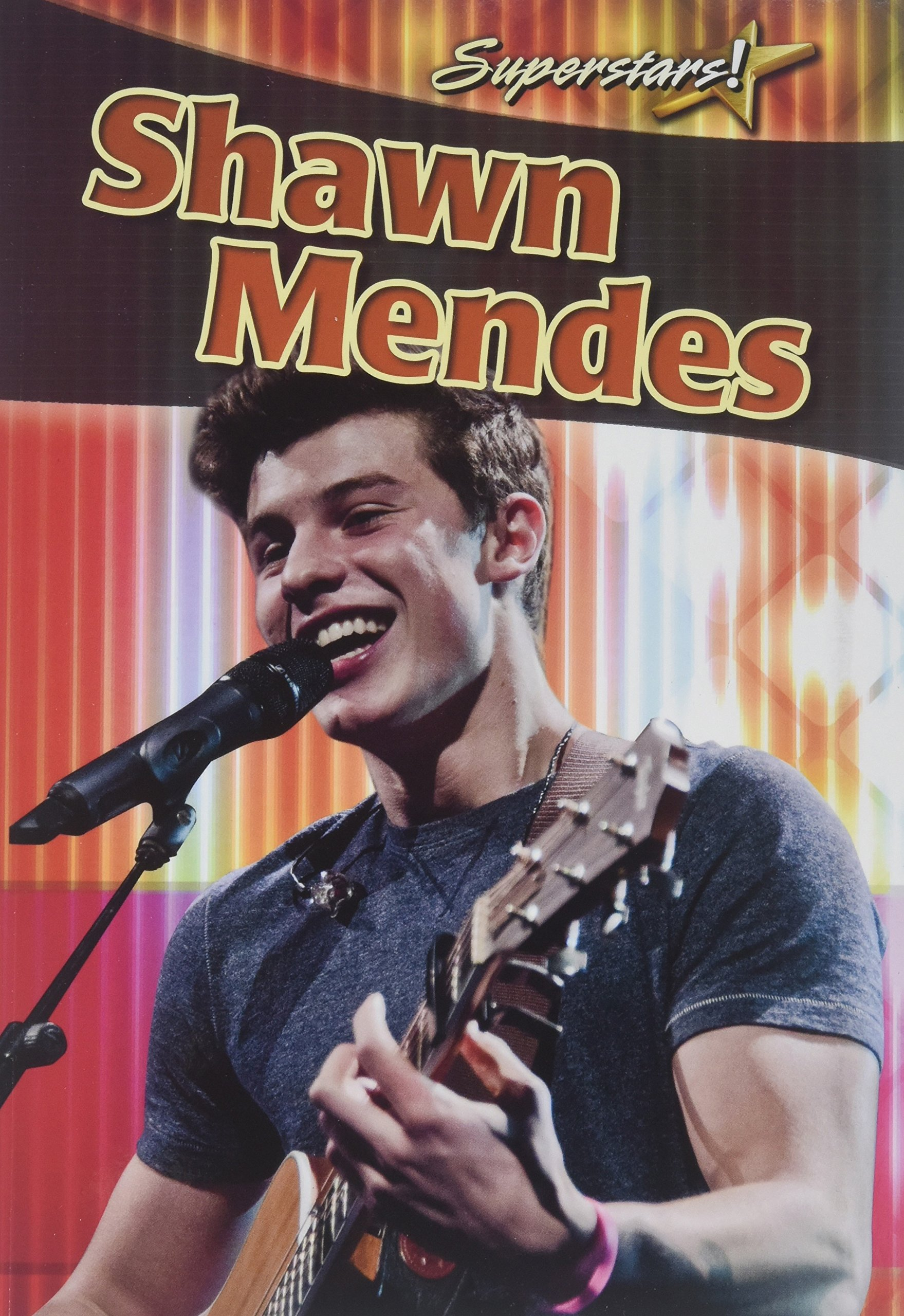 Shawn Mendes (Superstars!)