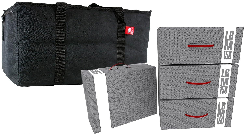 Hobby Transporter + 4 Lagerboxen M -leer- im Set B00W98C09U Zubehör zu Bausätzen Neuartiges Design     | Spielen Sie auf der ganzen Welt und verhindern Sie, dass Ihre Kinder einsam sind