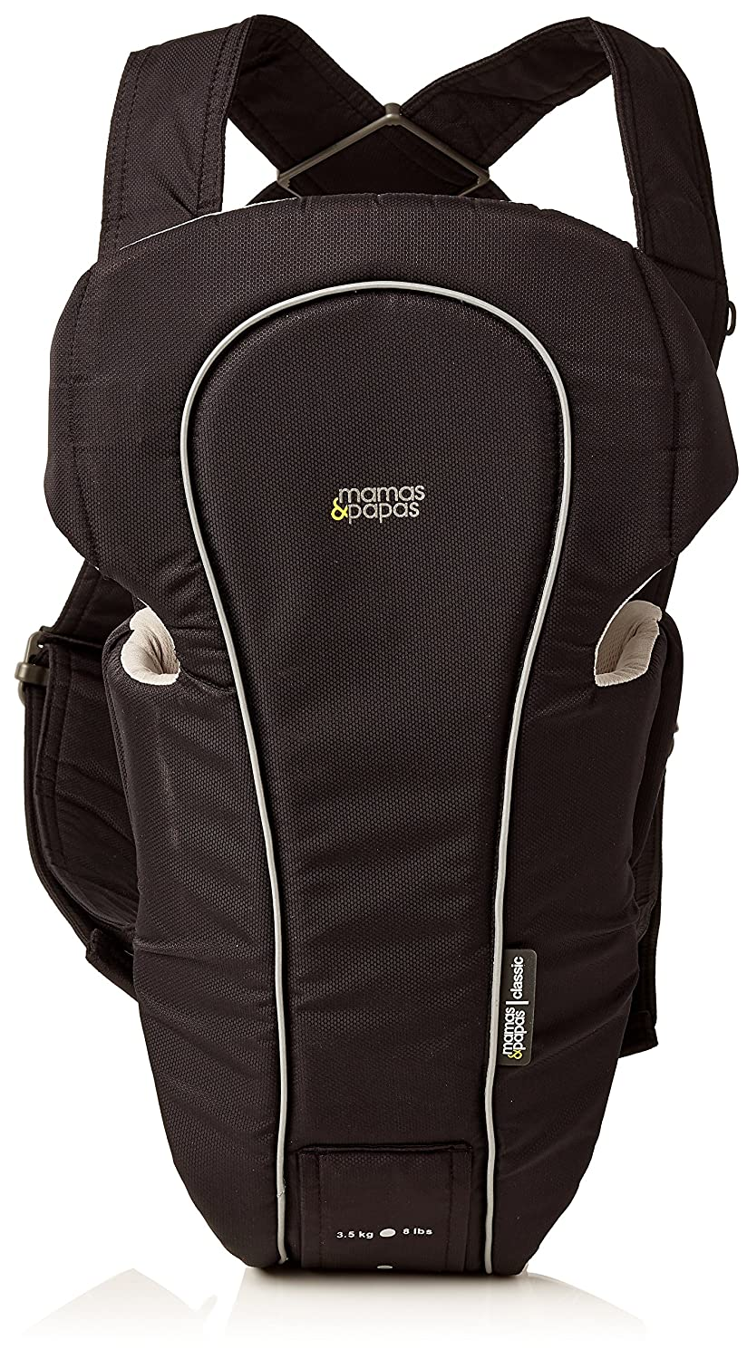 Mamas & Papas Classic Baby Carrier, Black, Baby Sling
